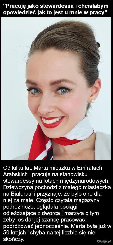 Stewardessa Marta, część pierwsza