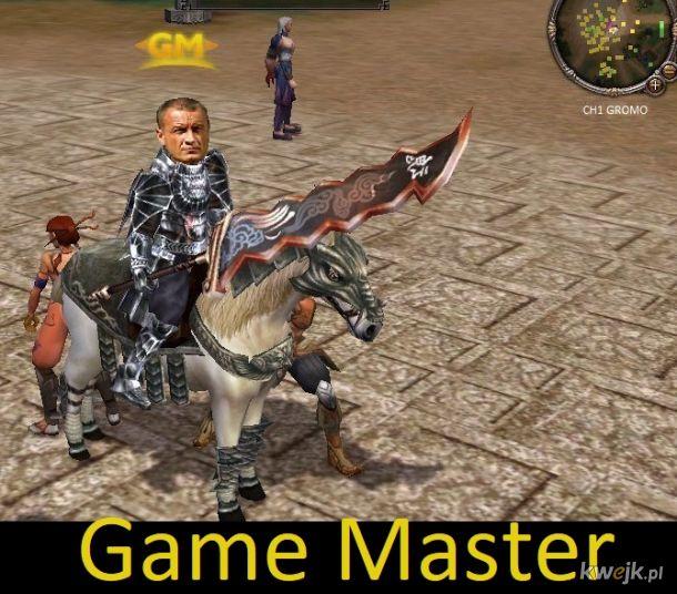 Pudzian Game Master