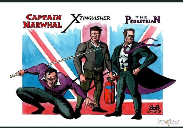 Kapitan Narwal z Londynu