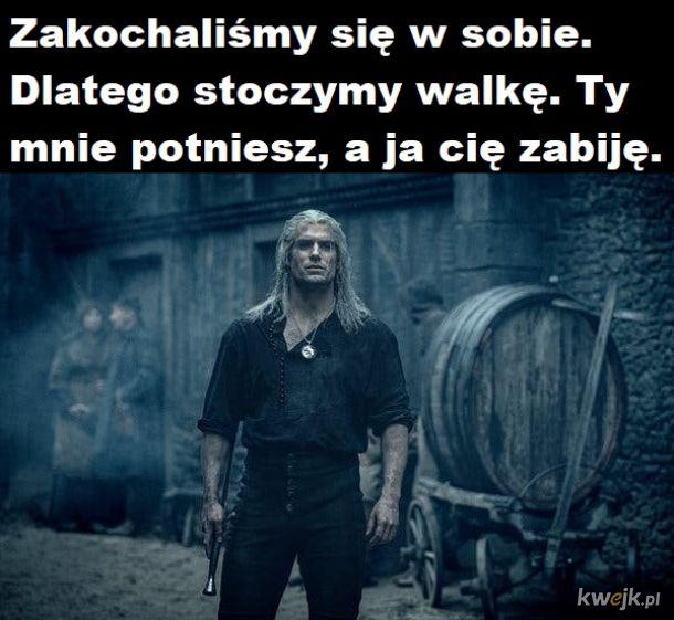 Romantyzm Sapkowskiego