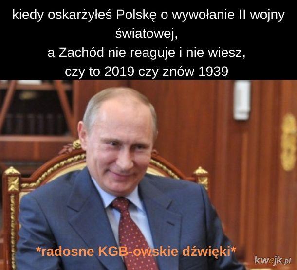 Przecież wiadomo, że to Polska zaatakowała Niemcy