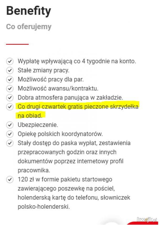A wy Polacy Biedacy co, nadal owocowe czwartki w korpo?