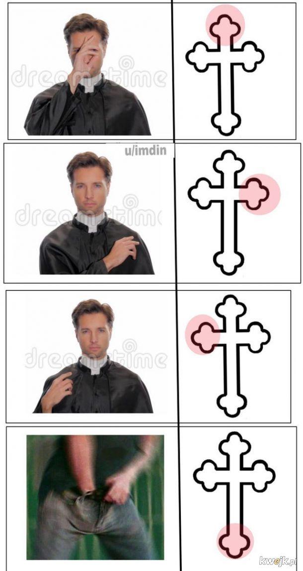Tymczasem na parafii...