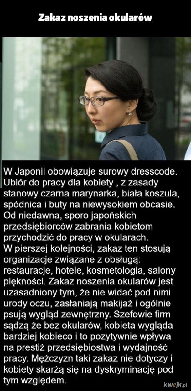 Fakty o życiu kobiet w Japonii