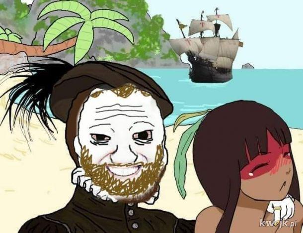 Gdy kolonizacja idzie pełną parą
