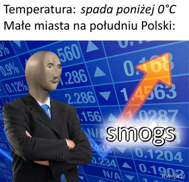 Czuć zapach zimy