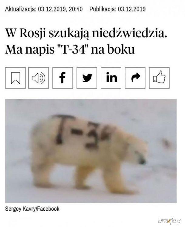 A w Rosji jak zwykle