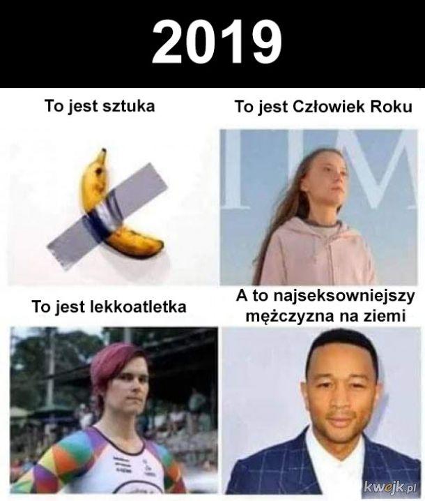 Dziwny rok