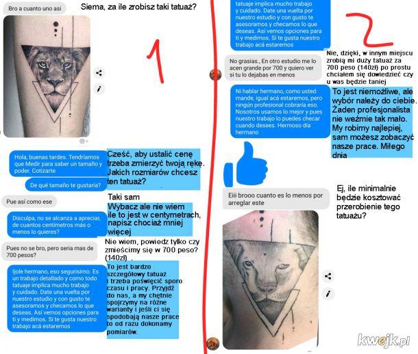 Janusz tatuażu