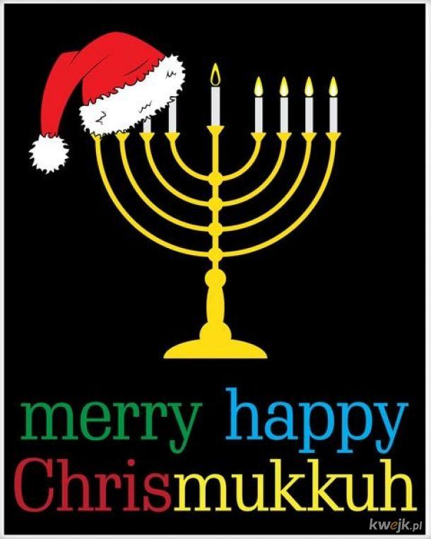 Wesołych świąt, goje.