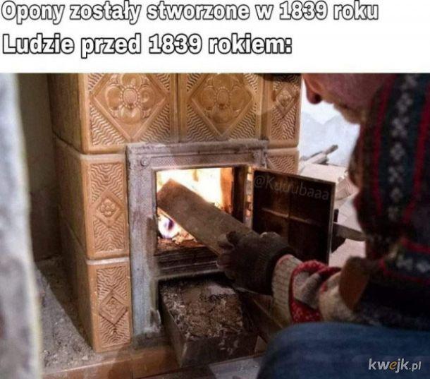 Wynalezienie opon