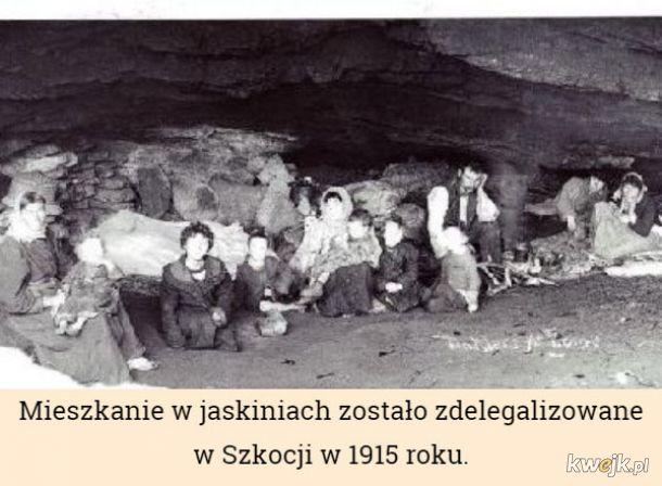Mieszkanie w jaskiniach