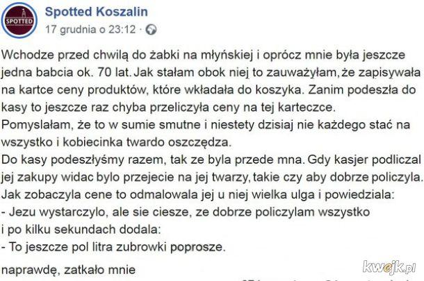 Tymczasem w Koszalinie
