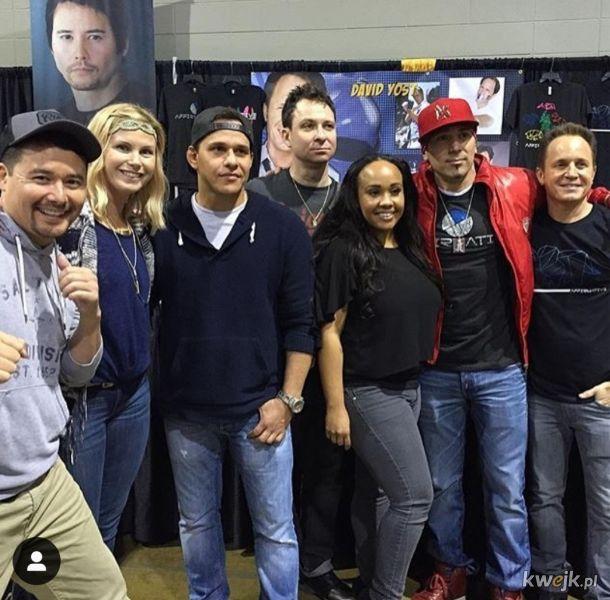 Power Rangers po latach