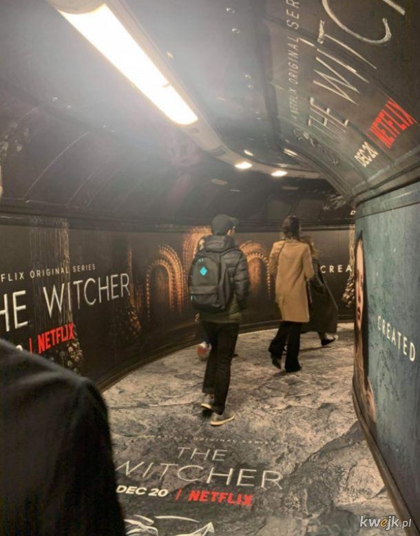 Tunel w Londynie