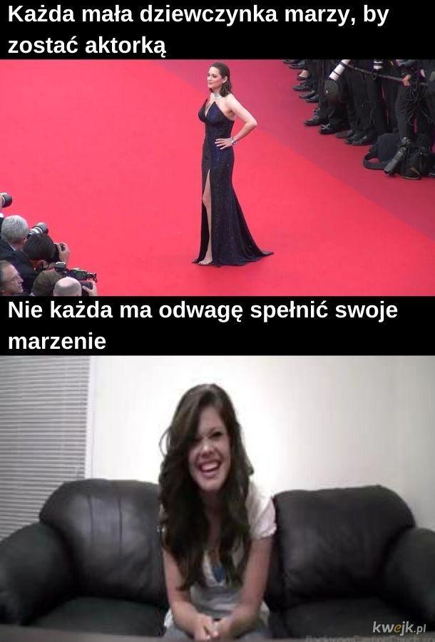 Aktorka to aktorka