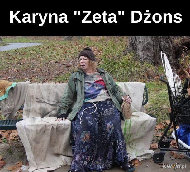 """Karyna """"Zeta"""" Dżons"""