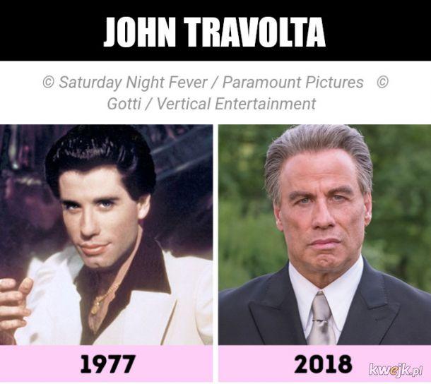 Jak zmienili się znani aktorzy od pierwszej roli do teraz