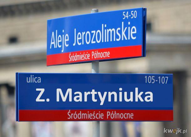 Polska dziękuje Zenkowi