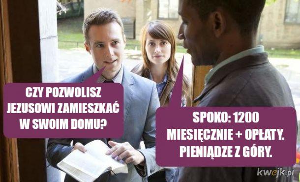 Świadkowie Jehowy Chcą Rozmawiać