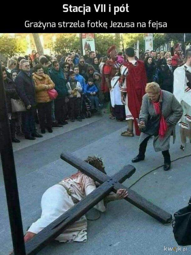 Tego chyba nie było w Biblii...