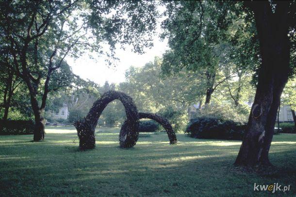 Rzeźby wykonane wyłącznie z naturalnych materiałów przez Fina Jaakko Pernu, obrazek 13