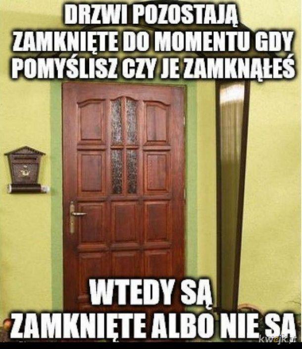 Drzwi takie są