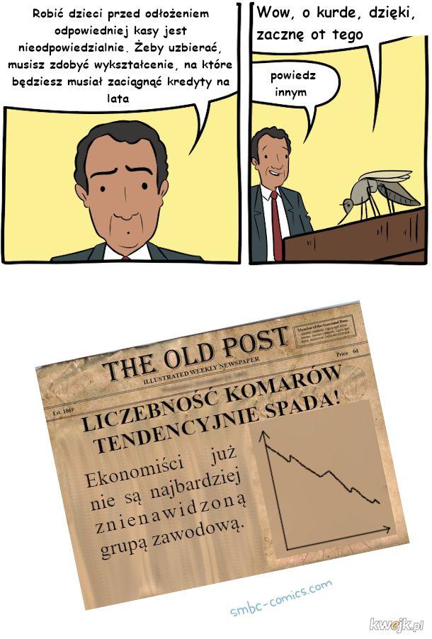 Potrzebujemy więcej ekonomistów