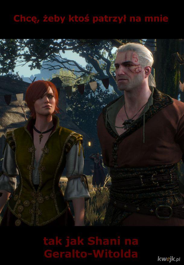 Shani & Geralt