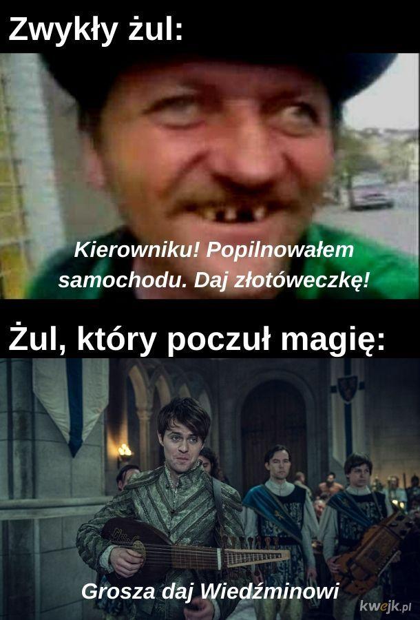 Każdy żul chyba poczuł magię