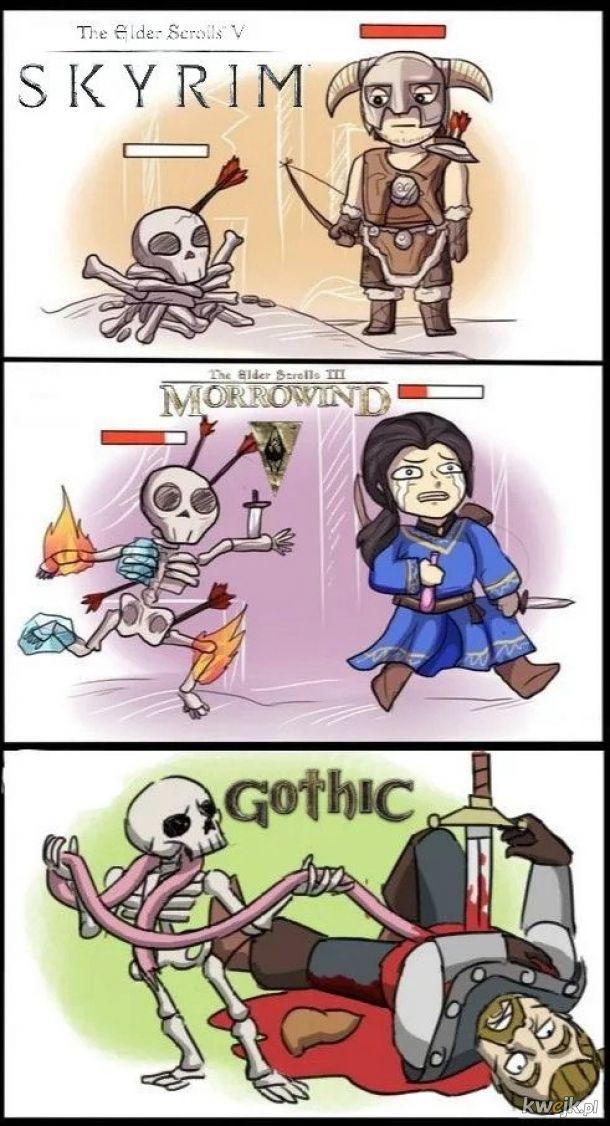 Gothic powraca