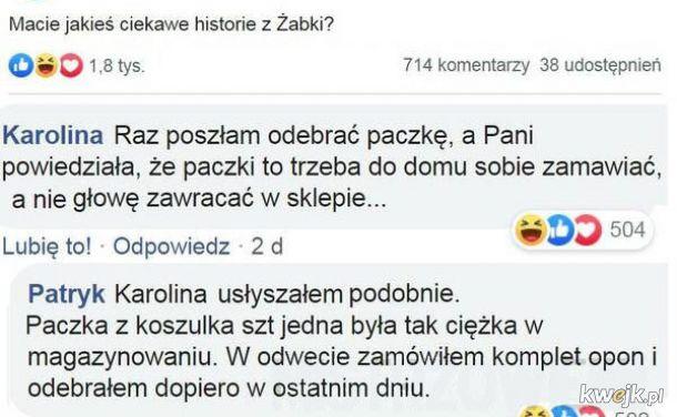 Historie z Żabki