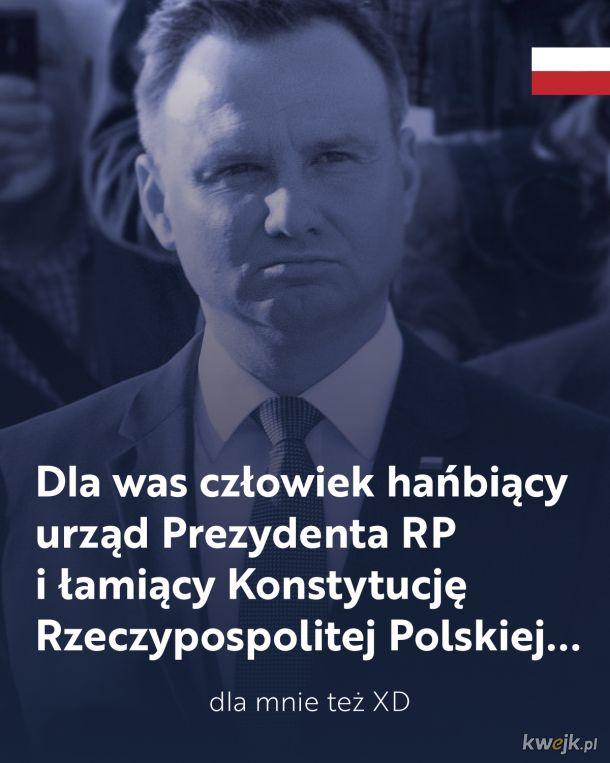 Prezydent Duda