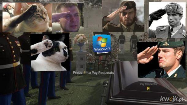 Żegnaj przyjacielu