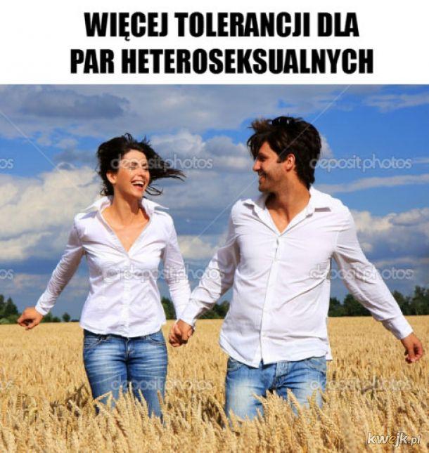 Walka o tolerancję