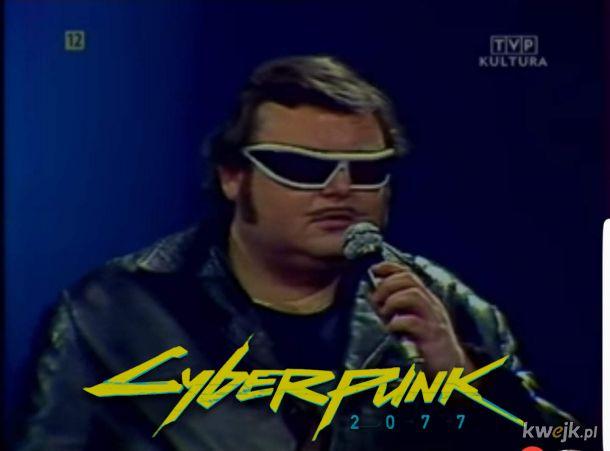 CyberMann 2077