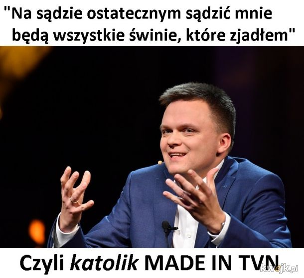 Chłop ma TALENT