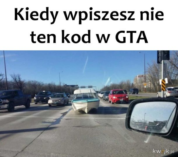 Kod GTA