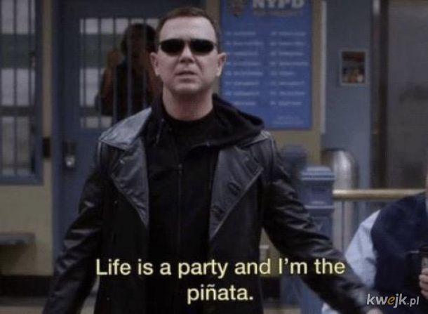 Życie to impreza