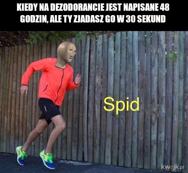 Prędkość to jest