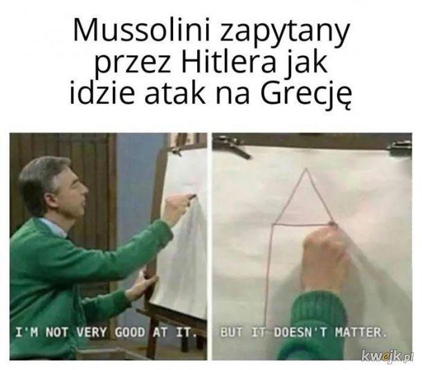 Atak na Grecję