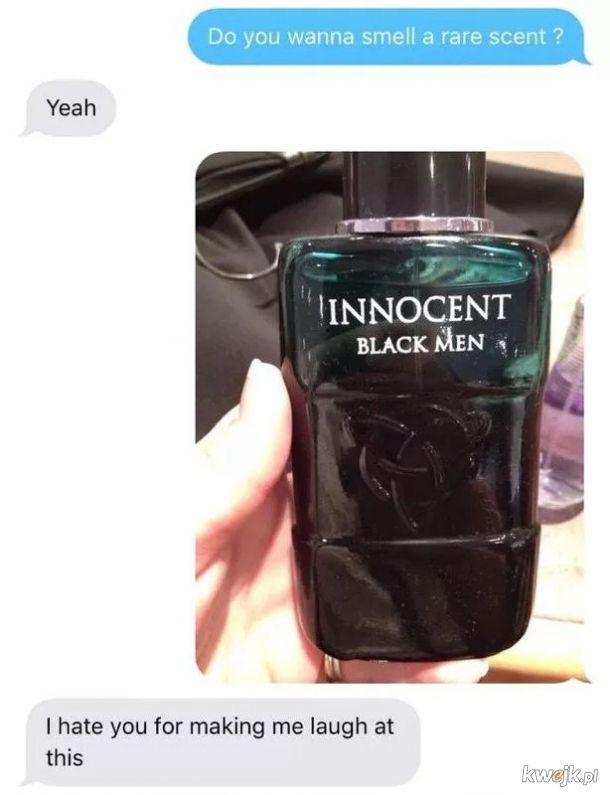 Rzadki zapach