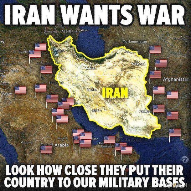 ach ten niesforny Iran