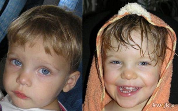 Spójrz im w oczy, a sam wszystko zrozumiesz. Dzieci przed i po adopcji, obrazek 14
