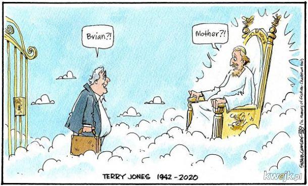 RIP Terry Jones