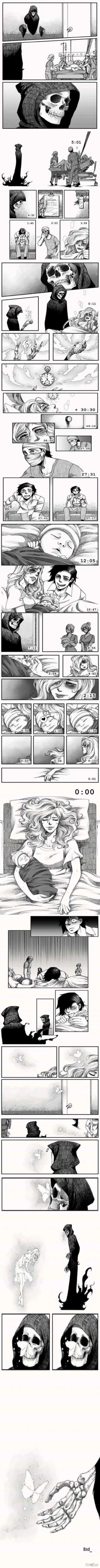Komiks o nazwie: Dodatkowy czas