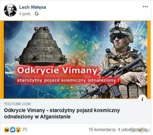 Co ten Wałęsa?