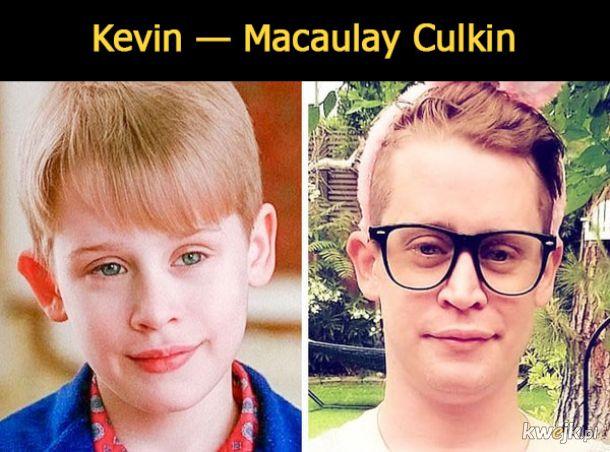 Oto jak zmienili się aktorzy z filmu Kevin sam w domu od czasu jego produkcji