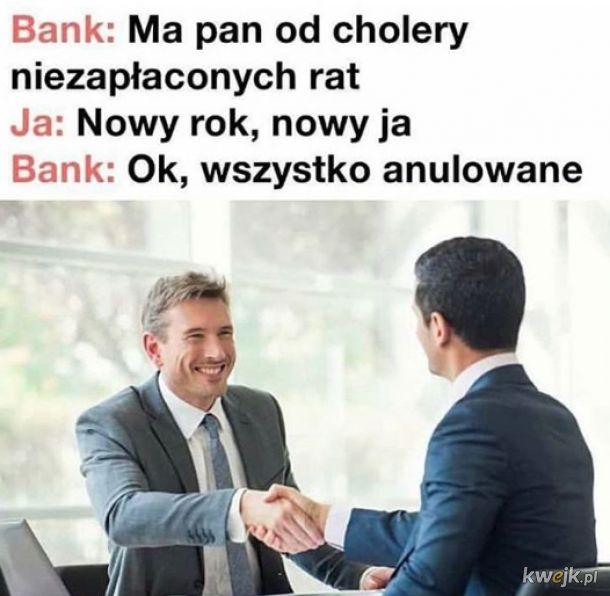 Jak rozmawiać z bankiem
