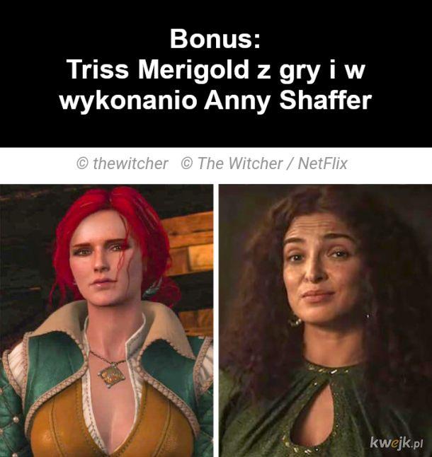 Jak wyglądają bohaterowie z Wiedźmina w ekranizacjach z 2001 i 2019, obrazek 12